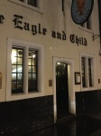 Favored pub of Tolkien and C.S. Lewis in Oxford